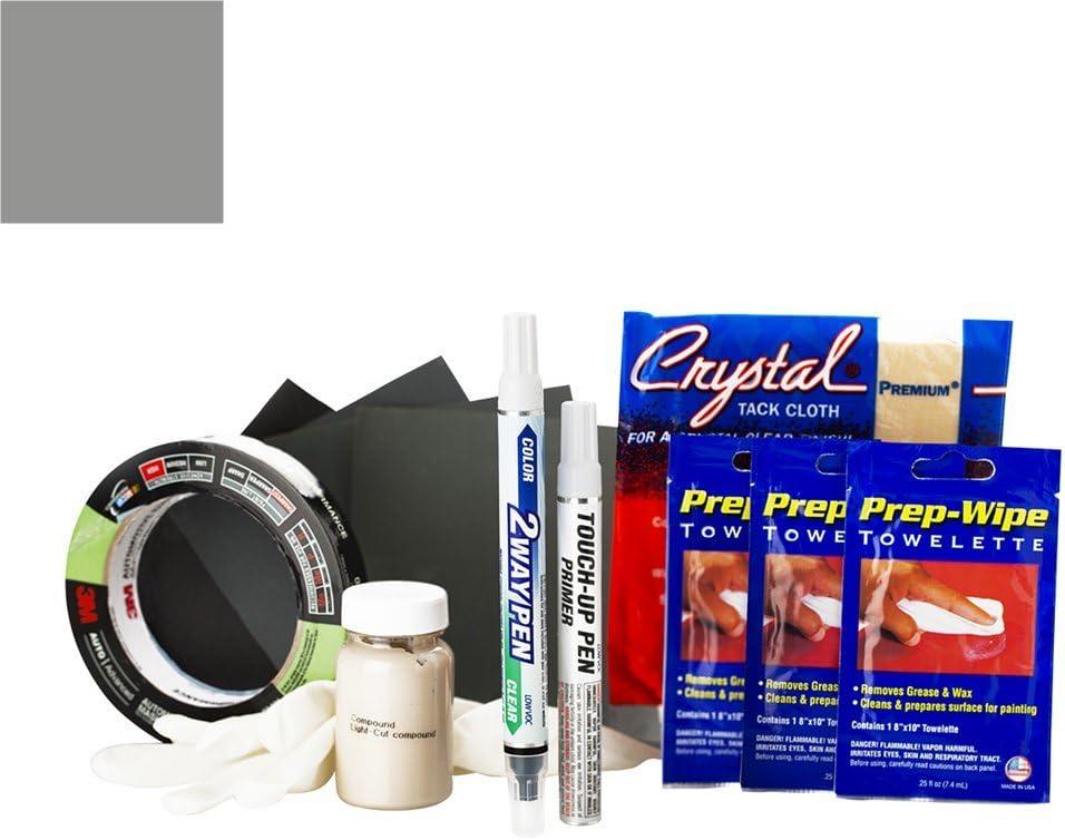2013 Honda Odyssey NH737M Polished Metal Metallic  Pen Primer /& Clearcoat Kit