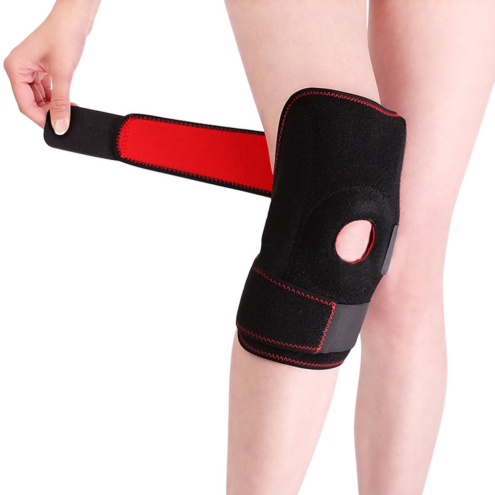 Amariver rodilla Brace Apoyo con anatómica Pad rodea la Rótula y ...