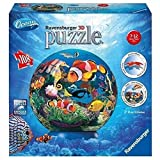 Ravensburger Ocean World Of Colors 108 Piece Children's Puzzleball
