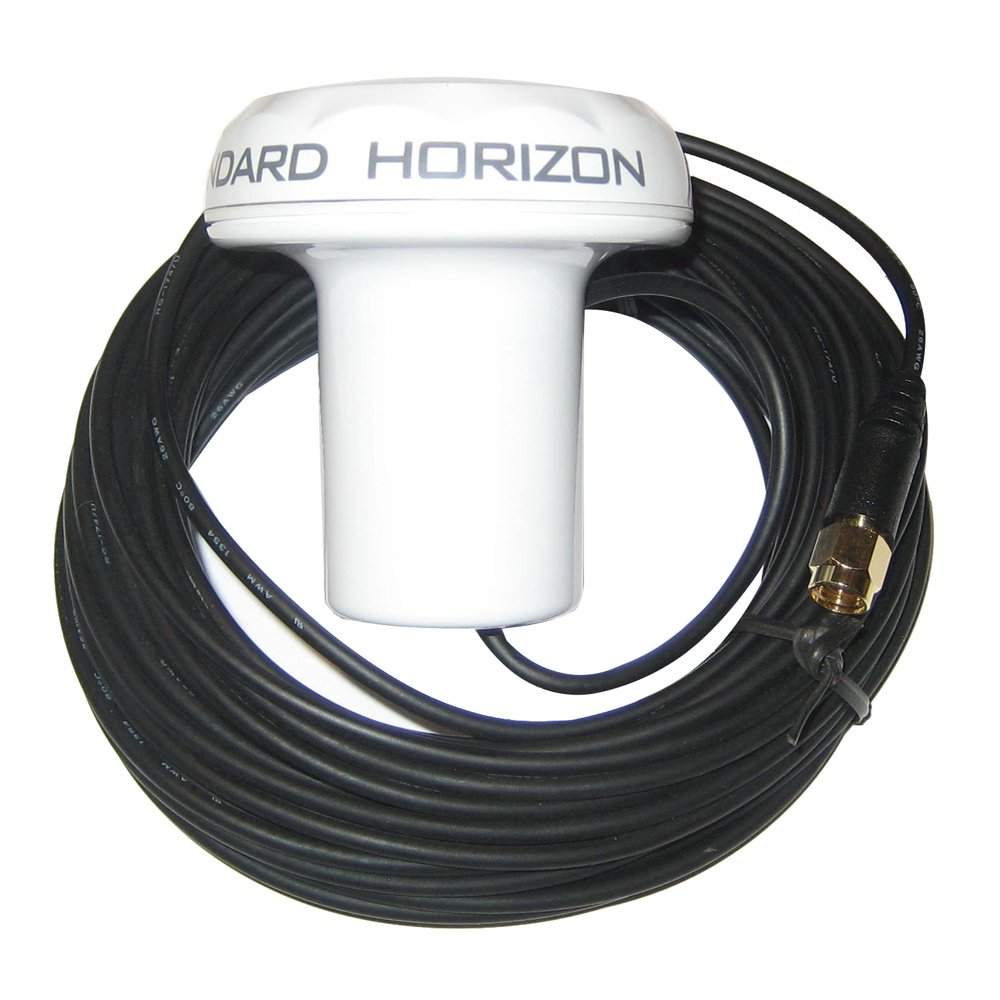 STANDARD GPS ANTENNA for CP150, XUCMP0014 by Standard Horizon
