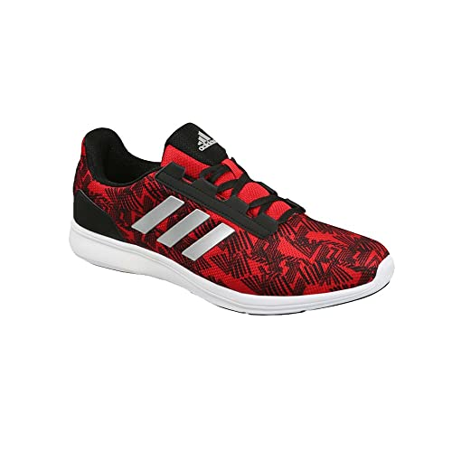 Riego vulgar Intestinos  Buy Adidas Men's Black Synthetic Sports Shoes (201914965)- 11 UK at  Amazon.in