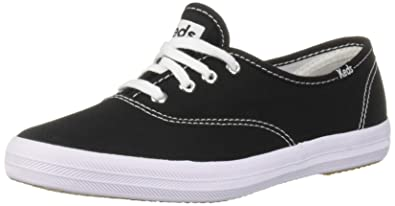 61f1cc8b4 Image Unavailable. Image not available for. Color  Keds Champion Originals  Women 8 Black