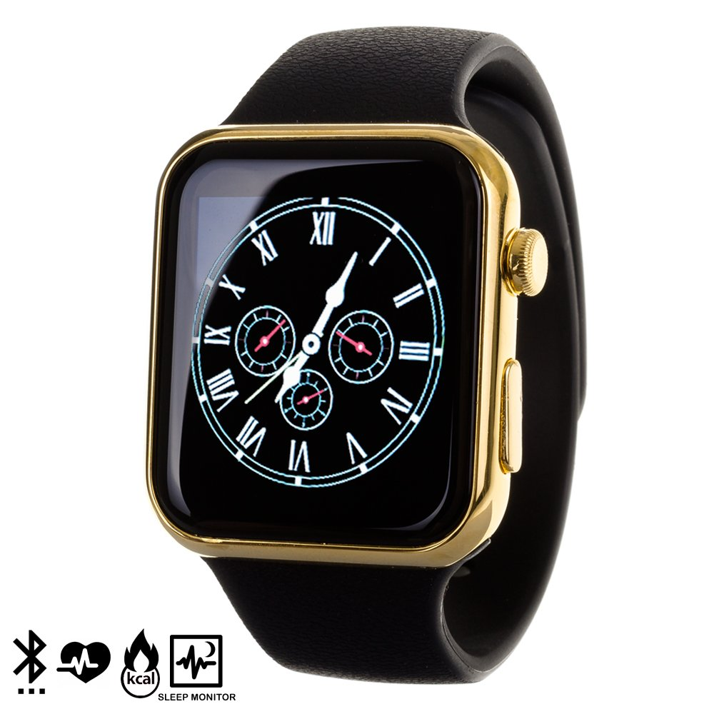 Silica DMR088GOLD - Smartwatch a9, Color Gold: Amazon.es: Electrónica