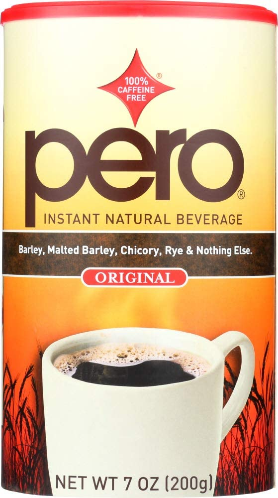 Pero (NOT A CASE) Instant Natural Beverage Caffeine Free Original
