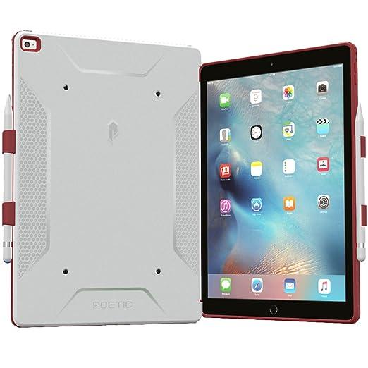 6 opinioni per Custodia iPad Pro 12,9, Poetic QuarterBack [Protezione Bumper/Spigoli][Doppia