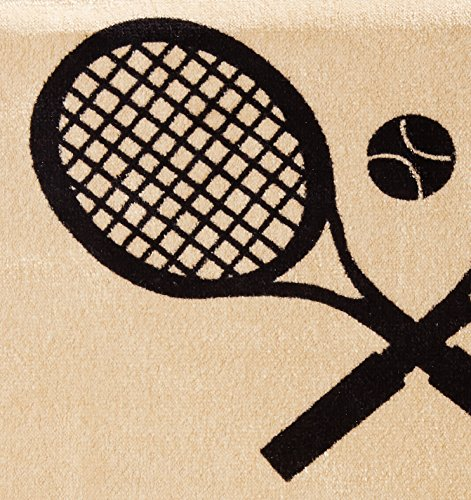 Logo Car Seat Towel - Seat Armour (SA100TRCQT) Tan 'Tennis Racquet' Seat Protector Towel