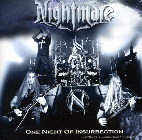 Nightmare - One Night Of Insurrection (CD)