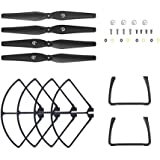 Holy Stone HS100 Black RC Drone Quadcopter Spare Parts Accessories Blades Kits