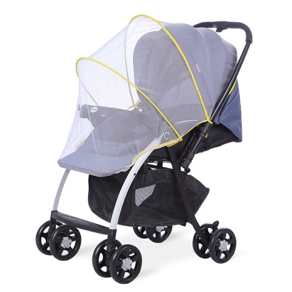 Amazon.com : Pram Insect Net Baby Infant Mosquito Net for Stroller and Most Infant Carriers Car Seats Cradles, Soft Durable Insect Shield Netting, ...