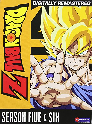 Dragonball Z: Seasons Five and Six