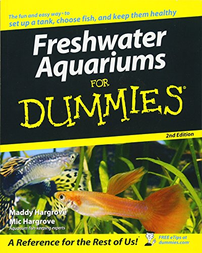 Freshwater Aquariums For Dummies (Best Freshwater Fish For Beginners)