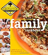 CALIFORNIA PIZZA KITCHEN FAMILY COOKBOOK BY Flax, Larry[Author]Hardcover