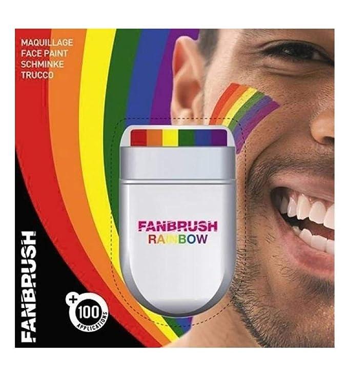Generique Make Up Stick In Regenbogenfarben Amazon De Spielzeug