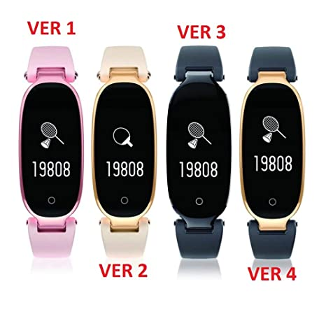 Amazon.com: S3 Bluetooth Waterproof Smart Watch Fashion ...