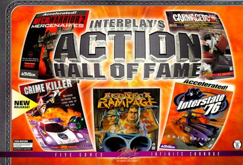 Action Hall Of Fame by Interplay (Image #2)