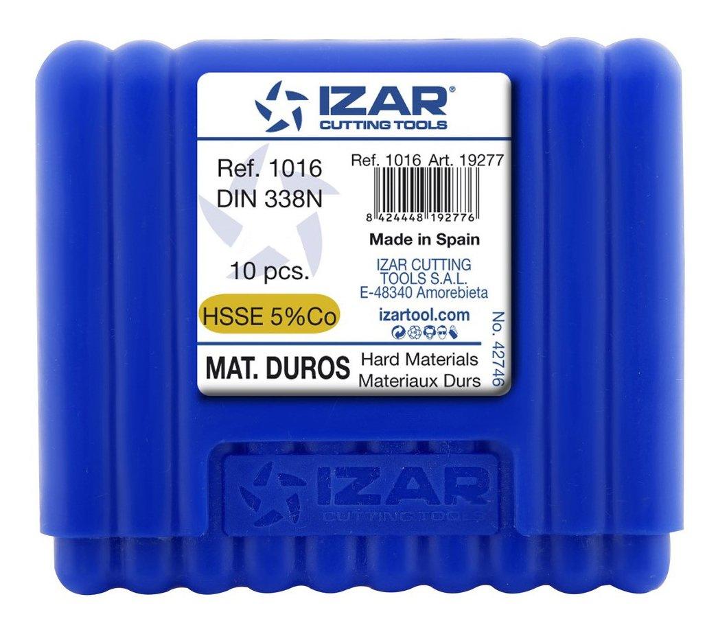 Izar 20442/ /Metall HSSE DIN338/N 6,30/mm