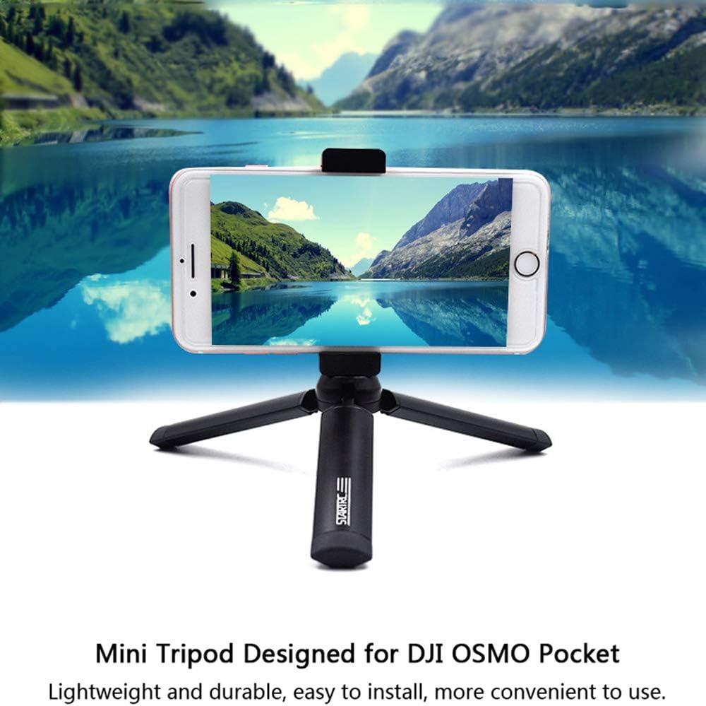 Blue-Ocean-11 Silicone Bottom Bracket Stand Desktop Mount Base Holder for DJI Osmo Pocket Camera Handheld Stabilizer Base Mounting Stand