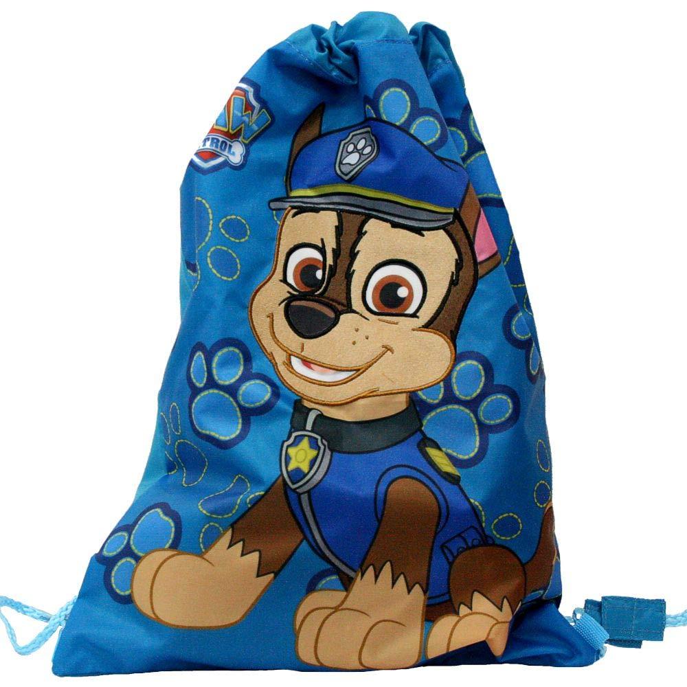 - PAW001019 Blue Paw Patrol Tote da palestra Blu