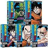 Dragon Ball: Complete Series Seasons 1-5 DVD Box Sets
