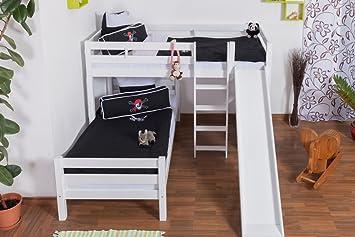 Etagenbett Mit Treppe Und Rutsche : Kinder hochbetten rutsche günstig kaufen ebay