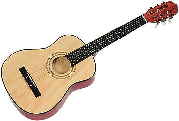 Goki - Guitarra de juguete con 6 cuerdas: Amazon.es: Juguetes y ...