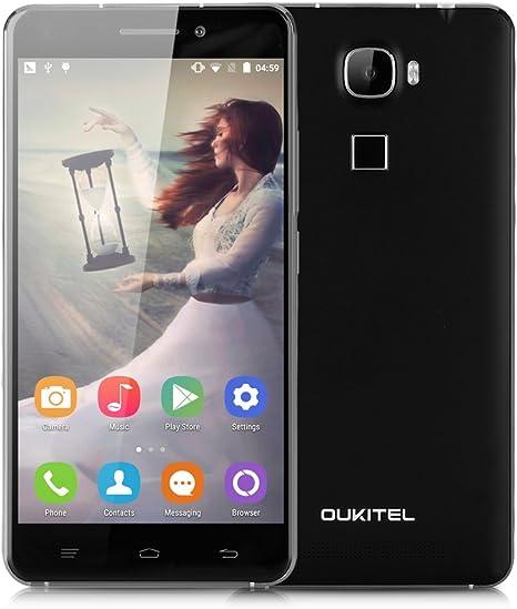 OUKITEL U8 Universe Tap - Smartphone libre 4G LTE (Android 5.1 ...