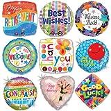 Std Everyday Sentiment Balloons Profitpak 25 pk