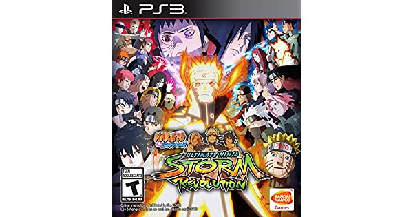Naruto Shippuden: Ultimate Ninja Storm Revolution: Amazon.es ...