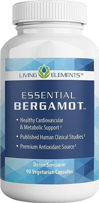 Amazon.com: Essential Bergamot – Suplemento de citrus ...