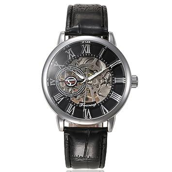 Qiuxiaoaa Relojes para Hombres de Negocios en liquidación de Venta, Relojes para Hombres, Hombre