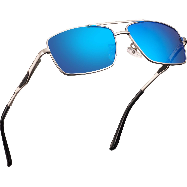 Sunglasses for Men Polarized Sunglasses - FEIDU Polarized Sunglasses for Men Sunglasses FD8003 (blue) by FEIDU