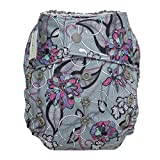 GroVia - Shell Snap Closure Baby Diaper with Waterproof Layer - Ophelia