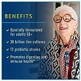 Renew Life Adult 50+ Probiotic, Ultimate Flora, 30 Billion, 30 Capsules