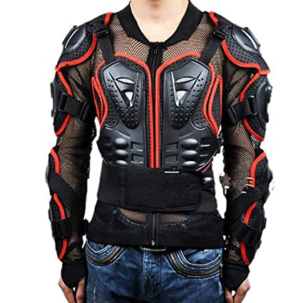 Amazon.com: IG Back - Chaqueta para motocicleta, cuerpo ...