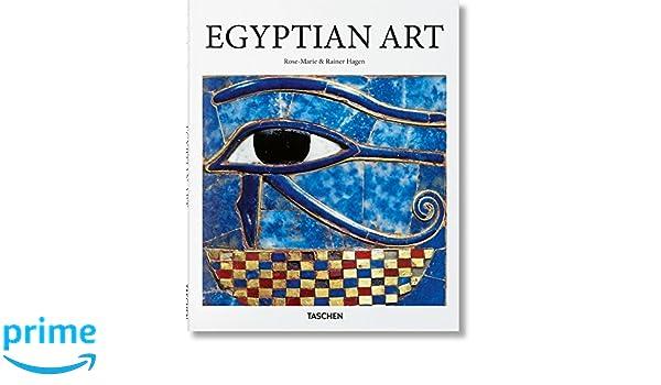 Egipto (Serie básica de arte 2.0): Amazon.es: Rainer & Rose-Marie Hagen: Libros