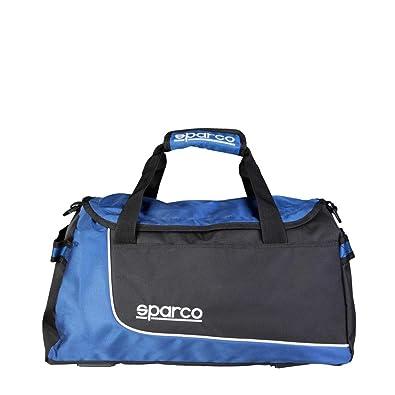 Sparco - S6 Bolsa De Deporte Para Hombre (Medio)