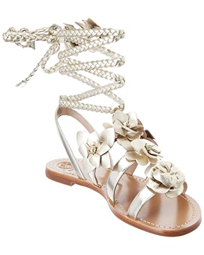 93e1277b44e96 TB Blossom Gladiator Sand 10 Spark Gold  Amazon.co.uk  Shoes   Bags