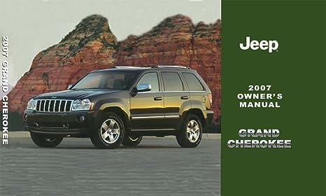 amazon com bishko automotive literature 2007 jeep grand cherokee rh amazon com 2007 jeep grand cherokee user manual 2007 jeep grand cherokee user manual