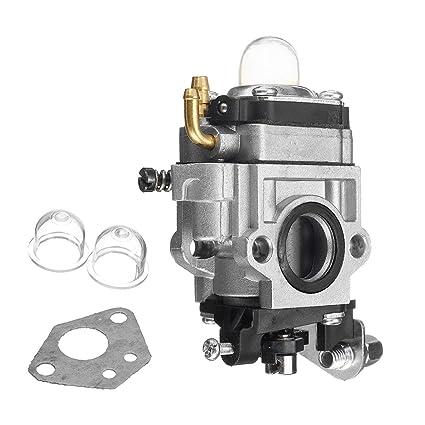 Carburador HTAIYN para 43 ccm, 47 ccm, 49 ccm, 50 ccm, 2 ...