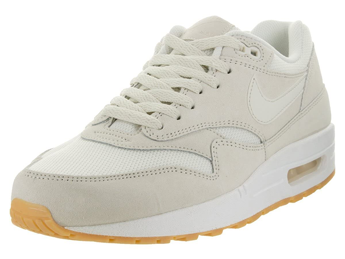 innovative design a23d9 0592f Nike Mens Air Max 1 Essential Suede Trainers