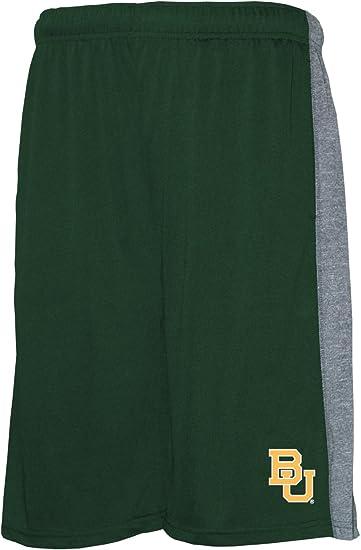 XX-Large Old Varsity Brand Mens CVC Fleece Short Forest Green
