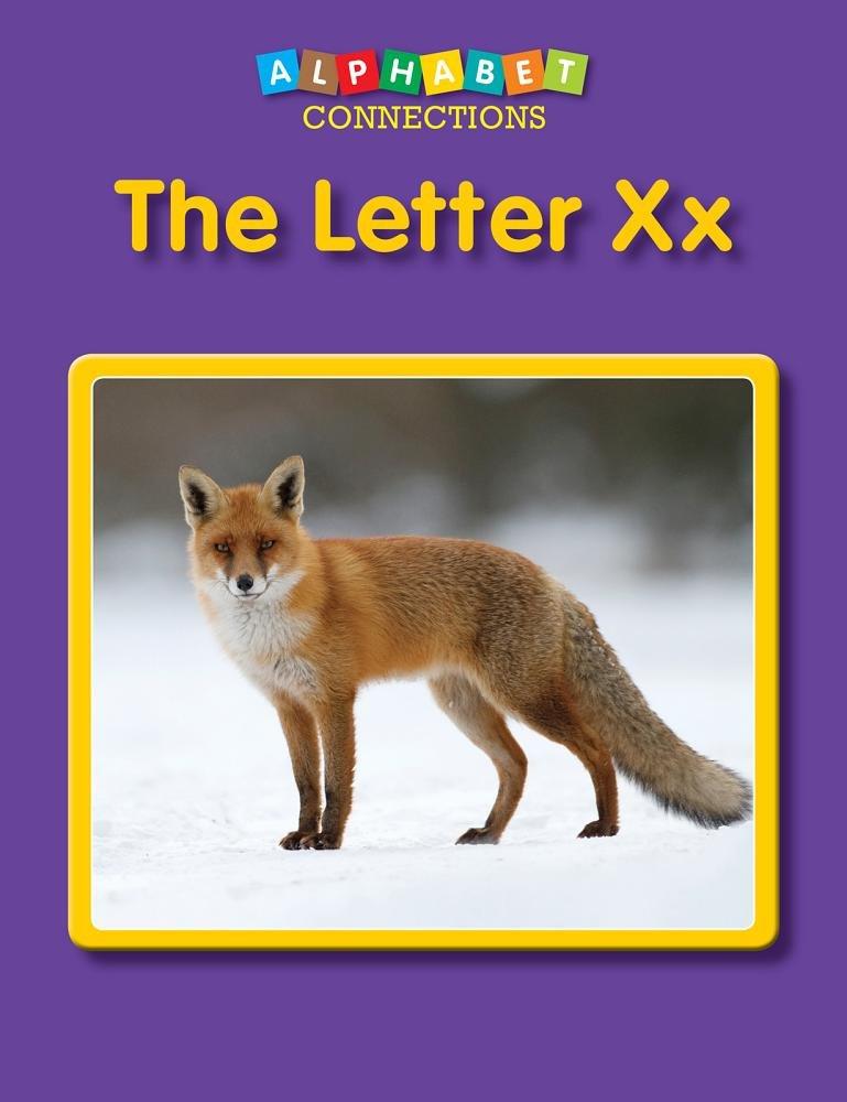 Read Online The Letter XX (Alphabet Connections) pdf epub