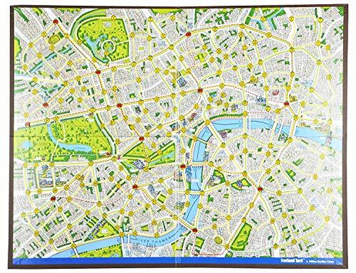 Scotland Yard - Board Game For 10 Year Old