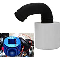 DGZZI RC Air Filter Aluminum Alloy Capped Air Filter Sponge Cover 04104 Upgrade Parts for RC 1//10 Nitro Truck Blue