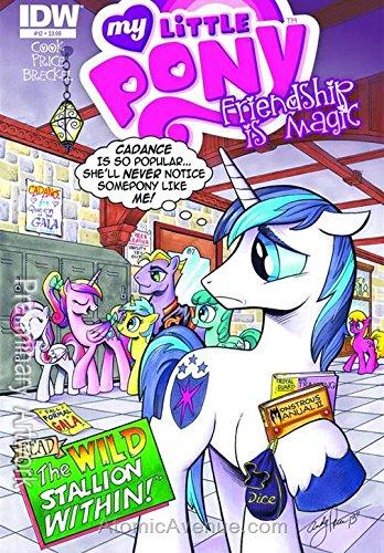 My Little Pony Comic Book