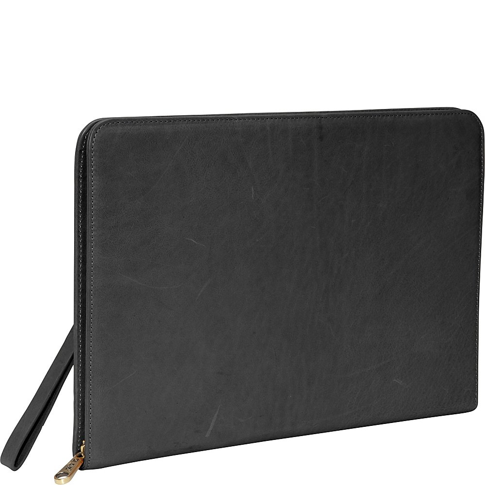 Clava Leather iPad Envelope (Tuscan Black) by Clava (Image #1)