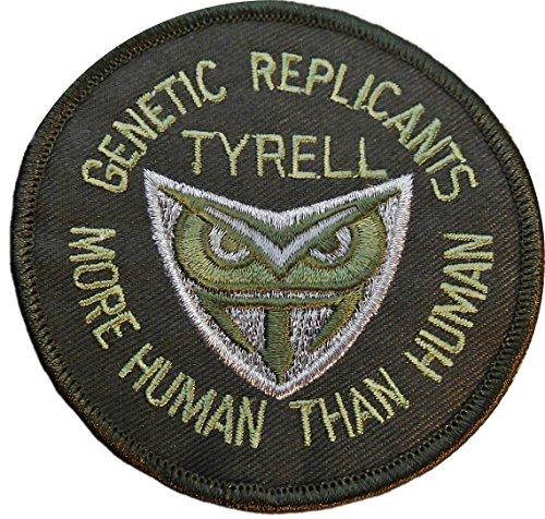 Blade Runner Tyrell Genetic Replicants Logo 4