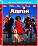 Cover Image for 'Annie [Blu-ray + DVD + UltraViolet Digital Copy]'
