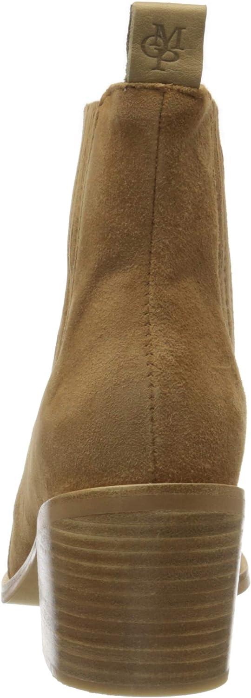 Marc O'Polo 115646103301, Botas Chelsea para Mujer Marrón Cognac 720 Kzy6q