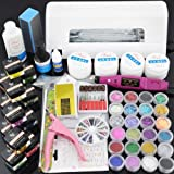 B&F Professional ALL-IN-ONE UV Gel Nail Lamp Electric Nail Drill Set #962